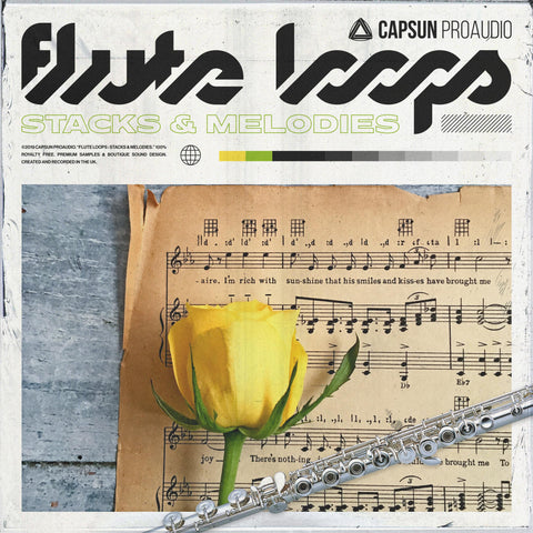 Flute Loops: Stacks & Melodies