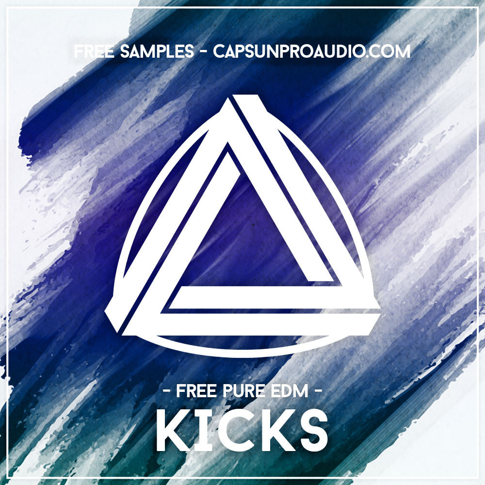 Free Pure EDM Kicks - CAPSUN ProAudio - Free Samples