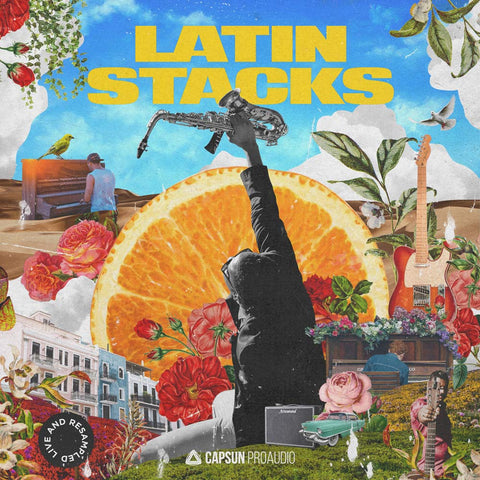 Latin Stacks: Live & Resampled