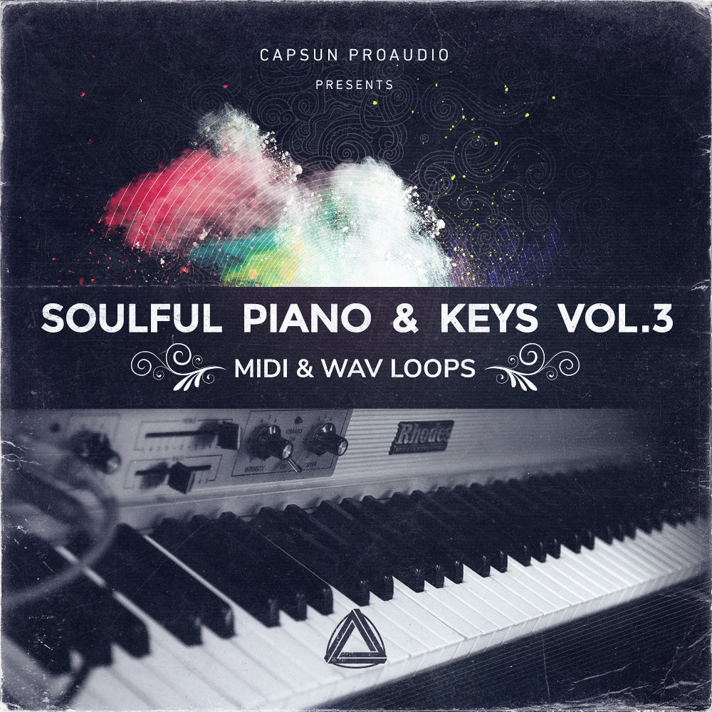 CAPSUN-ProAudio-Soulful-Piano-Keys-Vol-3-Sample-Pack