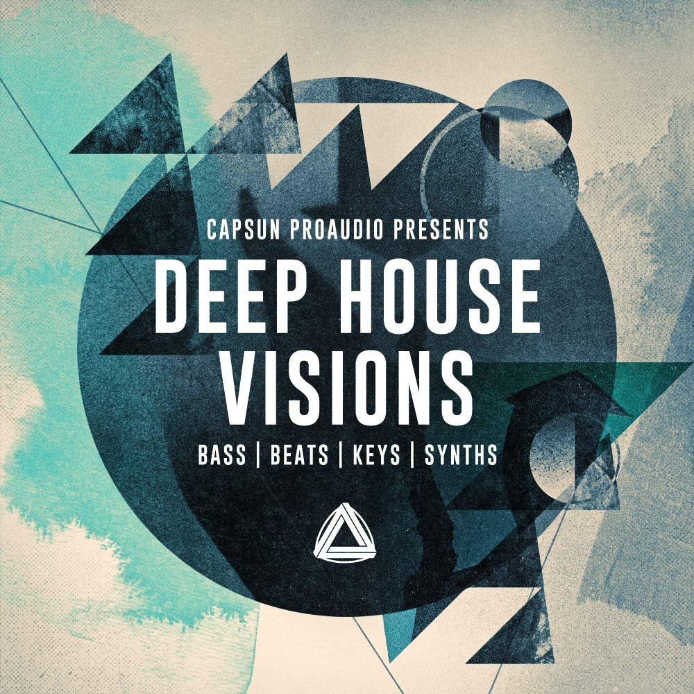 Deep House Visions - CAPSUN ProAudio - Sample Pack