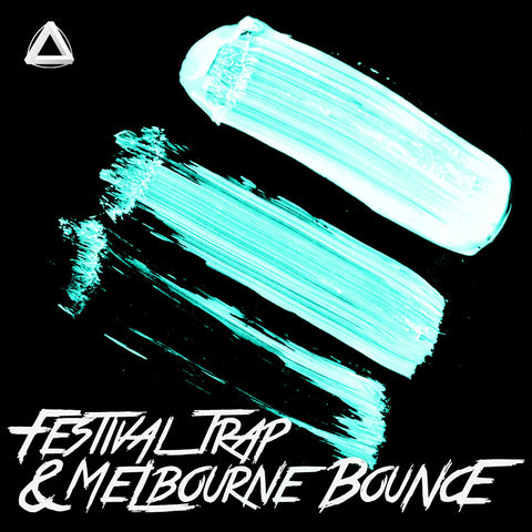 Festival Trap & Melbourne Bounce - CAPSUN ProAudio - Sample Pack