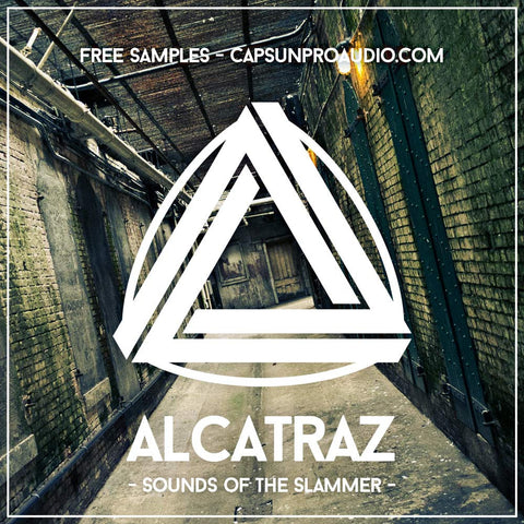 Free Foley Samples - Sounds of the Slammer - CAPSUN ProAudio - Free Samples