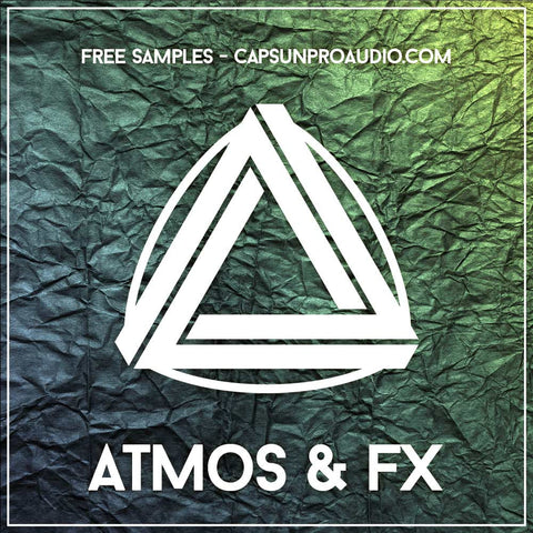 Free Atmospheric & FX Samples - CAPSUN ProAudio - Free Samples