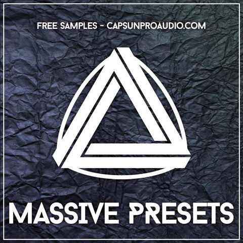 Free Future Bass NI Massive Presets - CAPSUN ProAudio - Free Samples