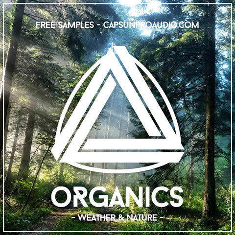 Free Foley Samples - Organics: Weather & Nature - CAPSUN ProAudio - Free Samples