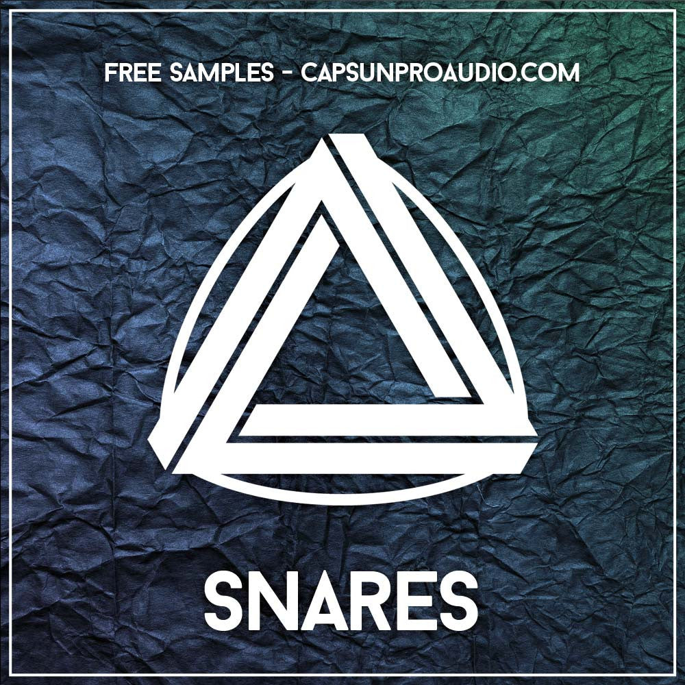 Free Snare Samples - CAPSUN ProAudio - Free Samples