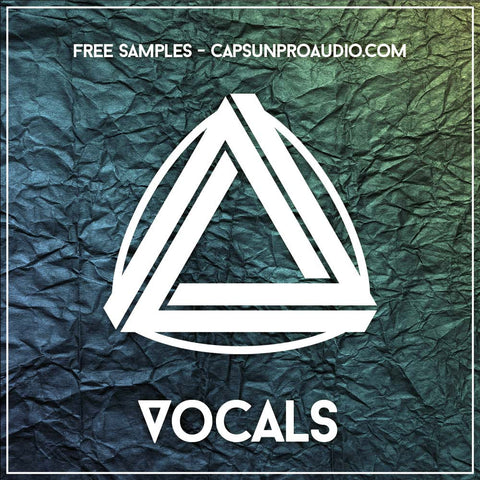 Free Vocal Samples - CAPSUN ProAudio - Free Samples