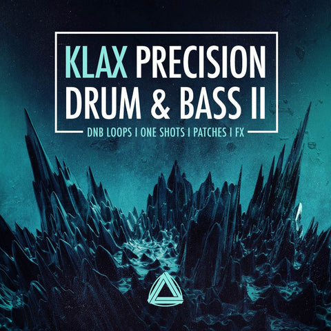 Klax – Precision Drum & Bass Vol. 2 - CAPSUN ProAudio - Sample Pack