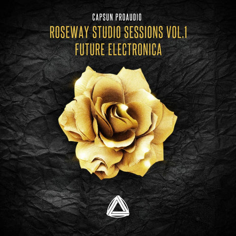 Roseway Studio Sessions Vol. 1 - Future Electronica - CAPSUN ProAudio - Sample Pack