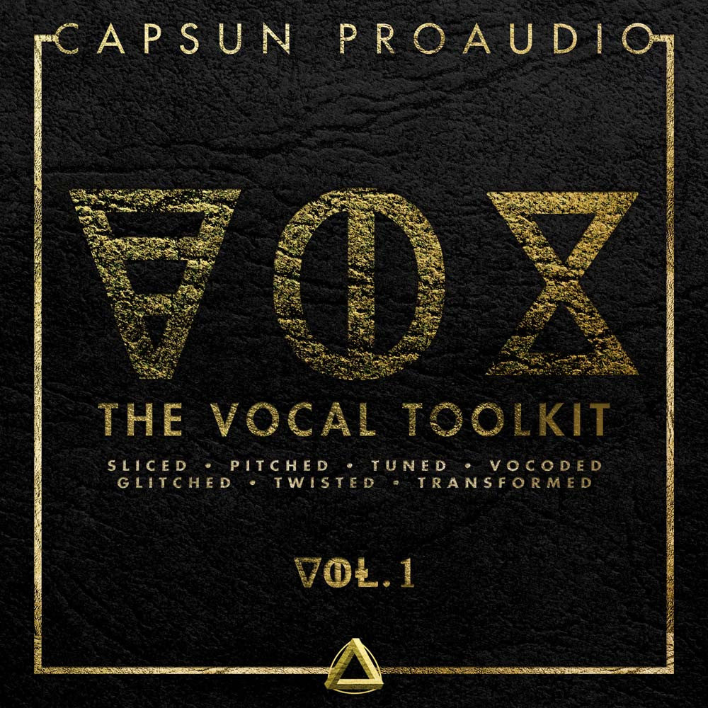 VOX - The Vocal Toolkit Vol 1