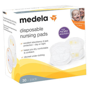 Medela Disposable Nursing Bra Pads - 120ct