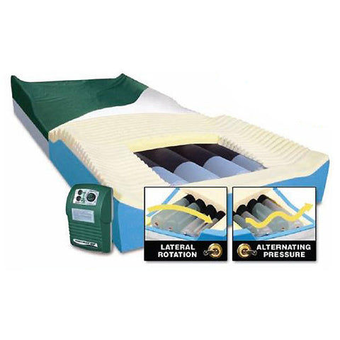 Alternating Pressure Mattress w/ Lateral Rotation