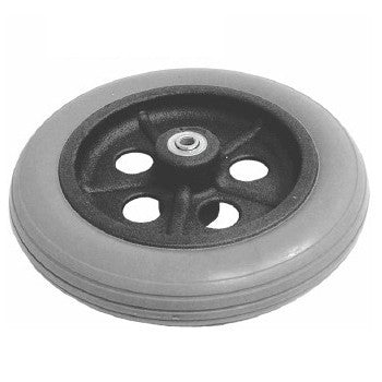 "8"" Solid Replacement Wheel for Rollator"