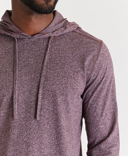 The Marled Jersey Hoodie