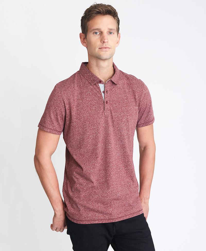 The Marled Polo