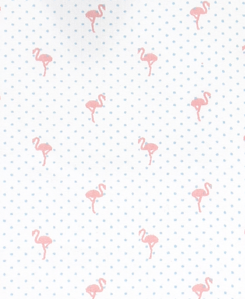Dotted Flamingo Shirt