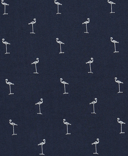 Michael Brandon The Stick Flamingo Rayon