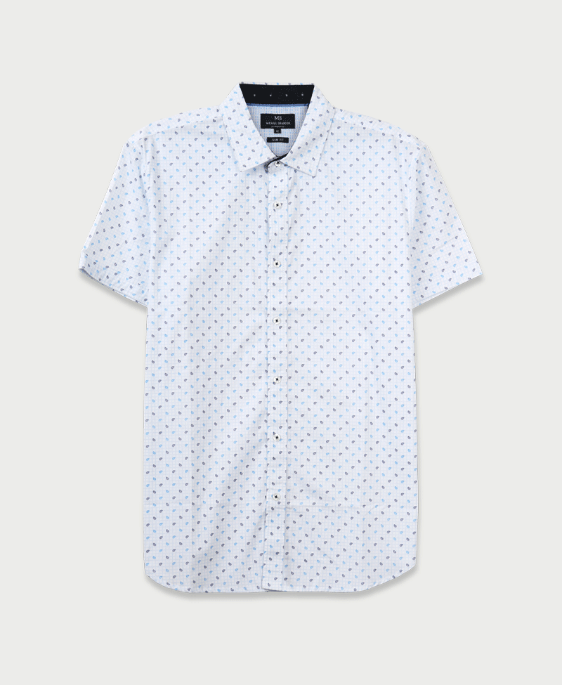 Paisley Graph Shirt