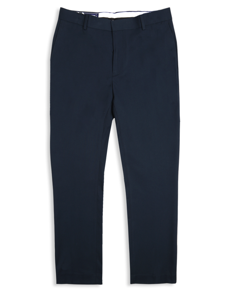 The Micro Touch Trousers - Navy