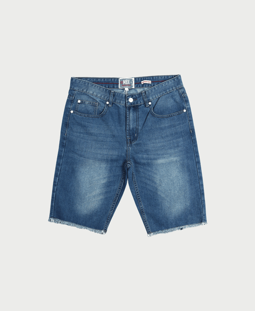 The Sky Denim Shorts