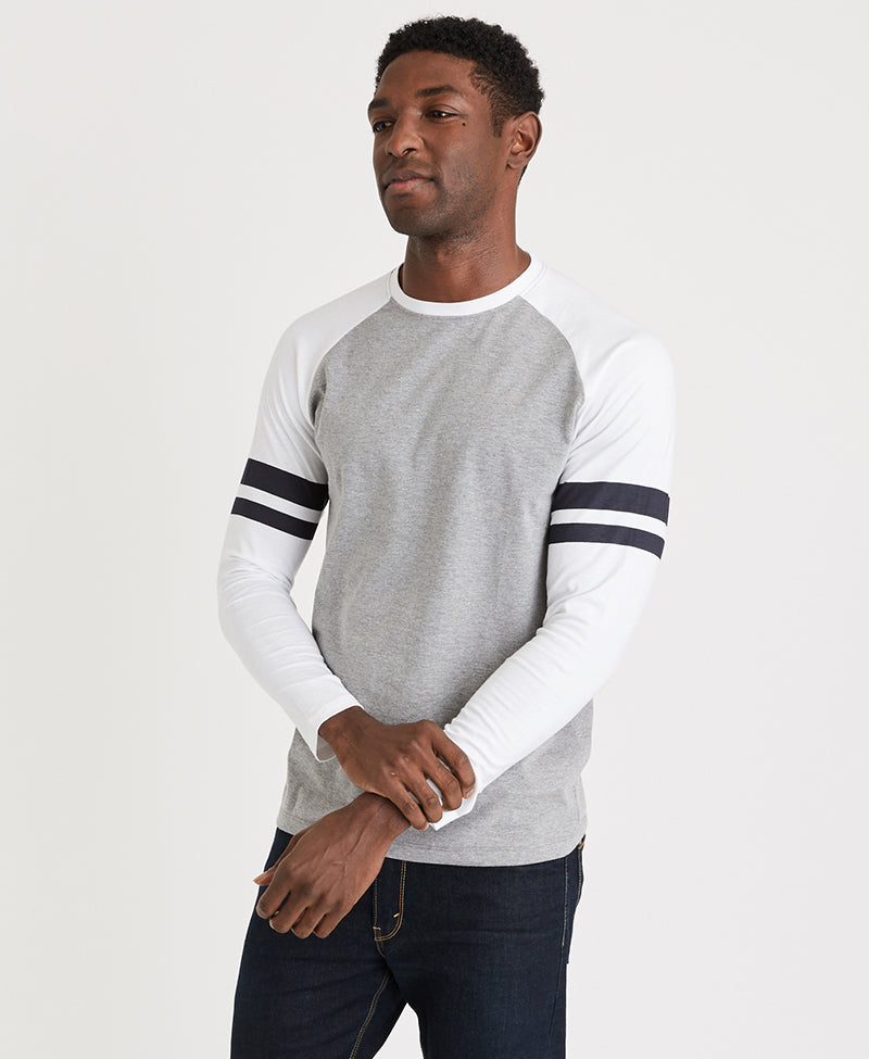 MBX Double Stripe Raglan