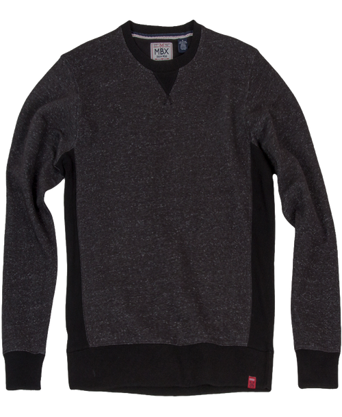 Speckled French Terry Pullover
