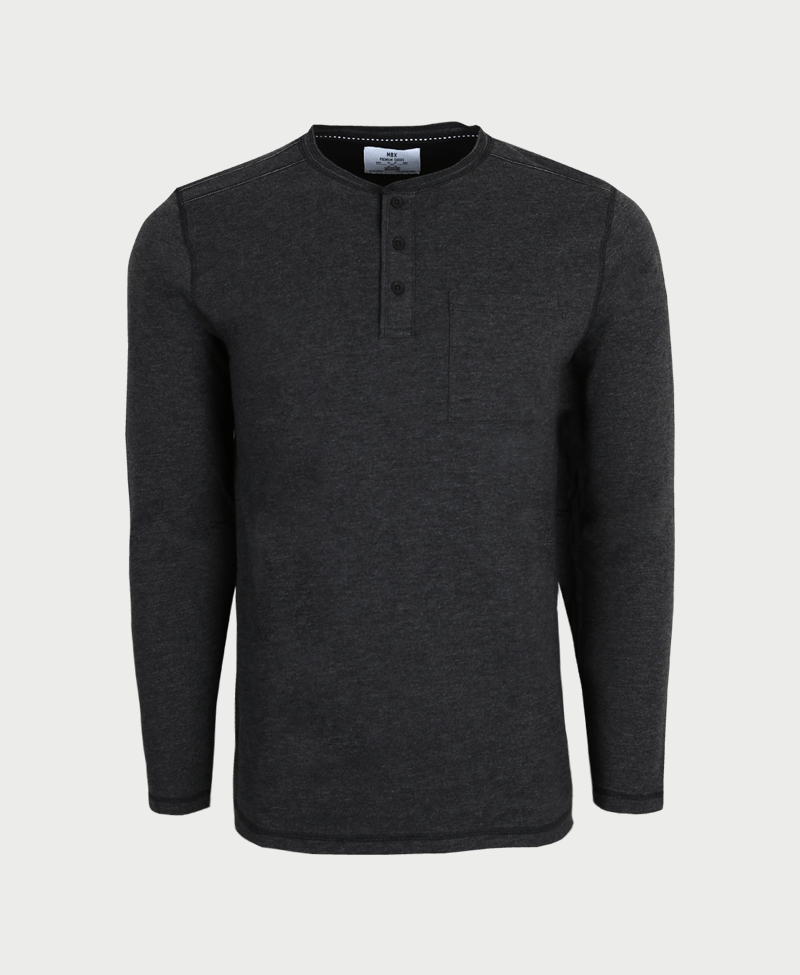 The Tonal Stitch Henley