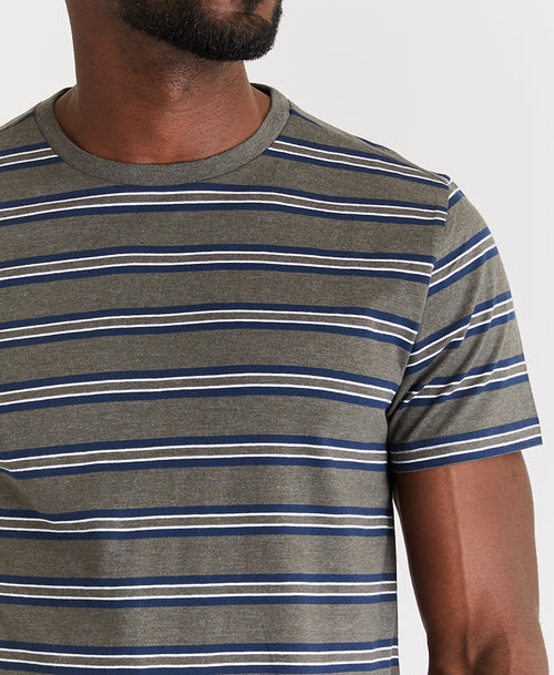 MBX The Tri-Tone Stripe Crew