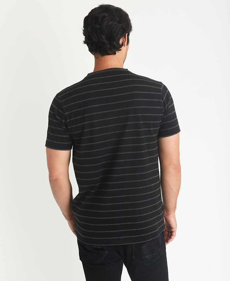 MBX Heather Stripe Crew