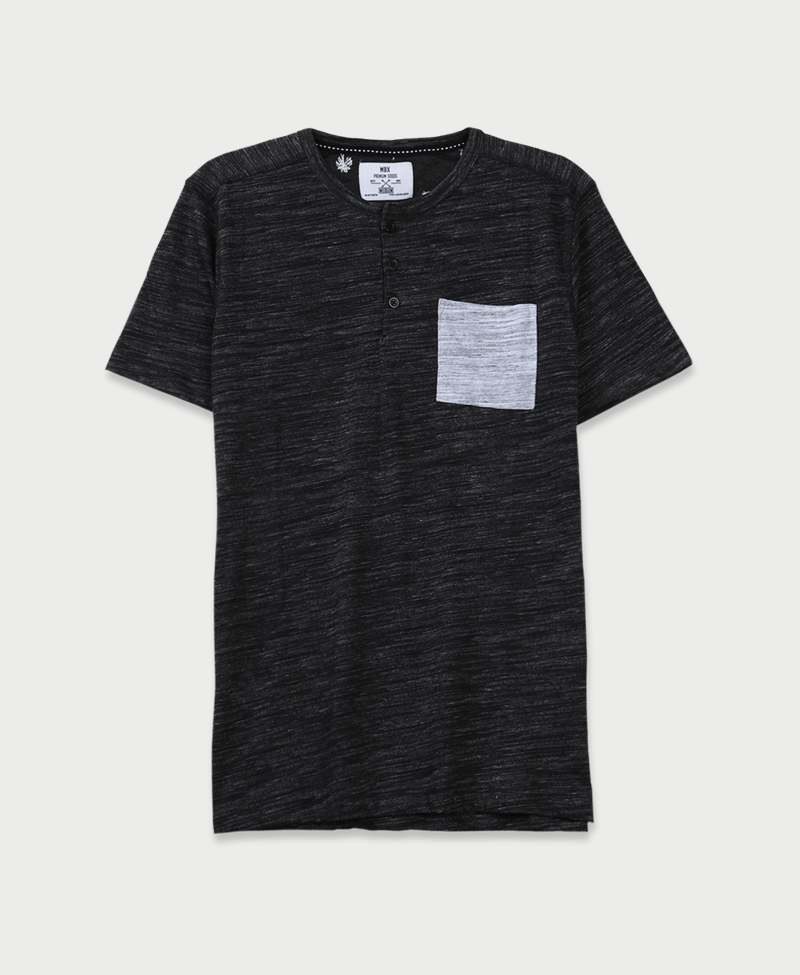 The Patch Slub Henley