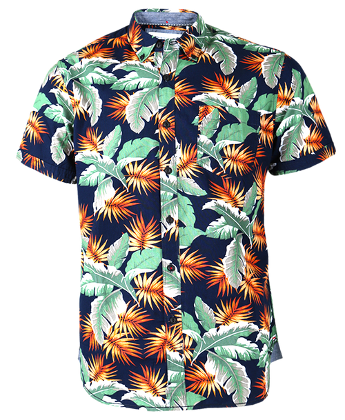 Tropical Leaves Shirt
