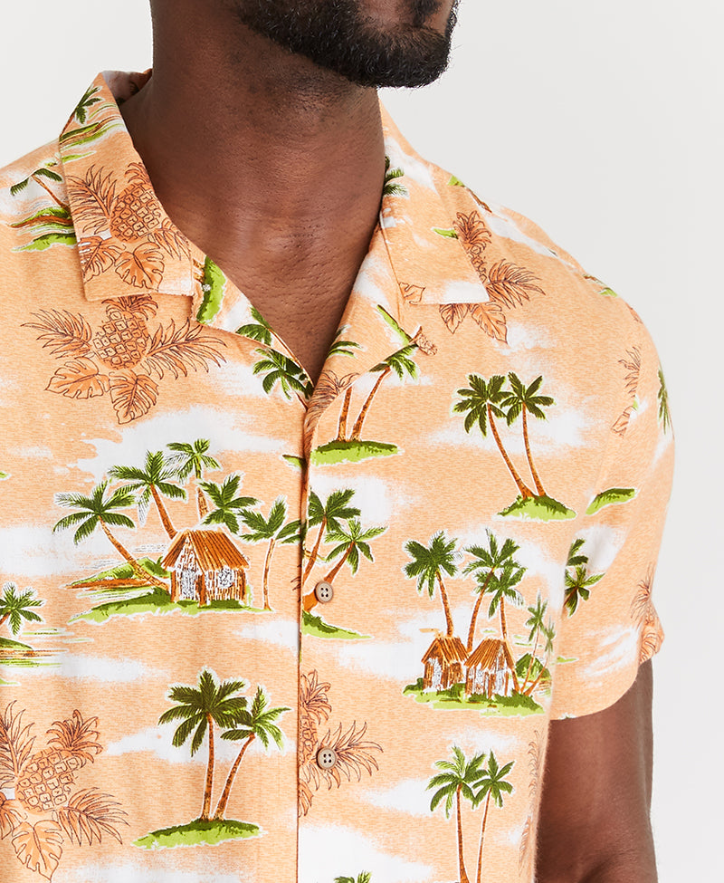 MBX Tiki Hut Camp Shirt