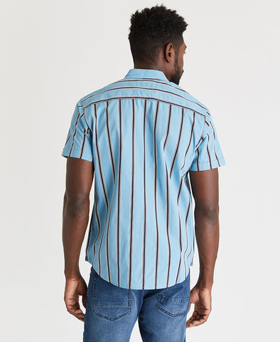 Balance Stripe Shirt