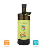 50#1017 La despensa Extra Virgin Olive Oil  Glass 1000ml - Organic-El Lagar del Soto