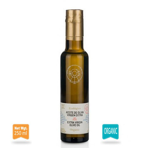 Organic Extra Virgin Olive Oil 100% Picual | Aceite de Oliva Extra Virgen Ecológico 100% Picual