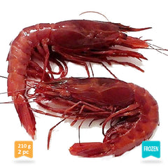 Wild Carabinero  5-8 Pc/kg (Red Shrimp-Spain)|Carabinero Salvaje 5-8 Uds/kg(España)