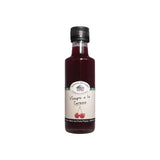 '0256-Cherry Vinegar-Glass 100ml