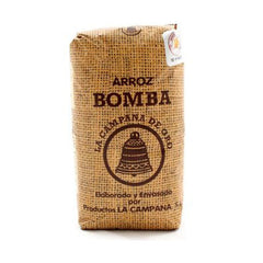 Bomba Rice|Arroz Bomba