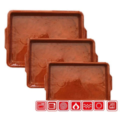 Rectangular Baking Tray|Fuente Rectangular
