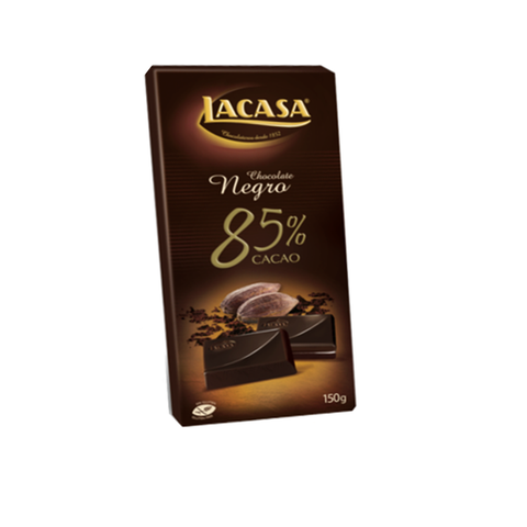Dark Cholocate 85% Cocoa|Chocolate Negra 85% Cacao