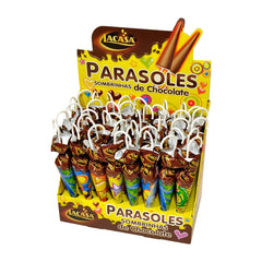 Umbrella Chocolate|Parasoles  de Chocolate