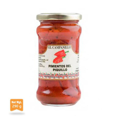 Piquillo Pepper Whole 1st|Pimientos del Piquillo Enteros Primera