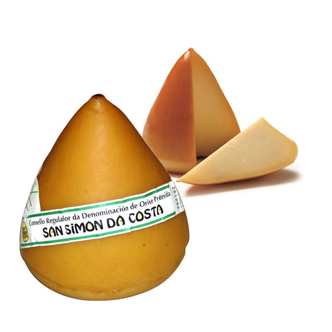 San Simon Cheese|Queso San Simón Da Costa