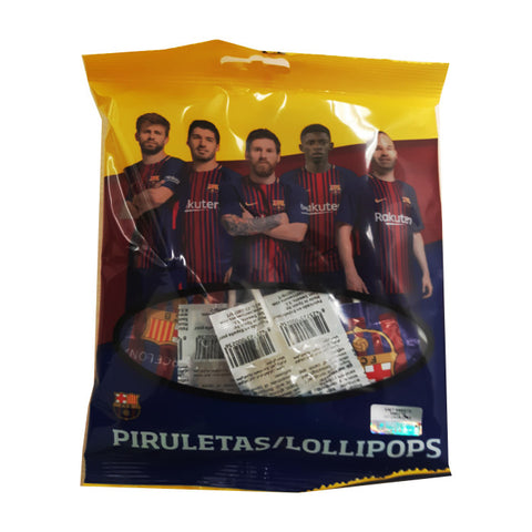 FCB bag Lollipop 60g|FCB bag Lollipop 60g