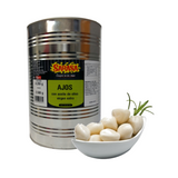 Garlic In Extra Virgin Olive Oil|Ajos Con Aceite De Oliva Virgen Extra
