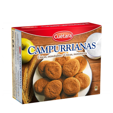 Campurrianas Biscuits|Galletas Campurrianas