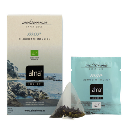 Mediterrania Sea Herbal Infusion|Infusión  Mediterrania  Mar