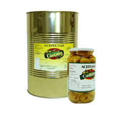 Gordal Green Olives Pitted|Gordal sin Hueso