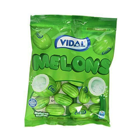 Vidal Melon Bubble Gum|Vidal Melon Bubble Gum